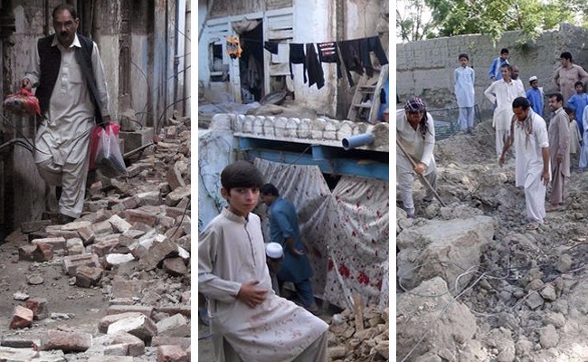 Terremoto causa pânico no sul da Ásia