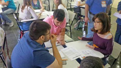 Workshop treina para entrevistas da segunda fase do Einstein
