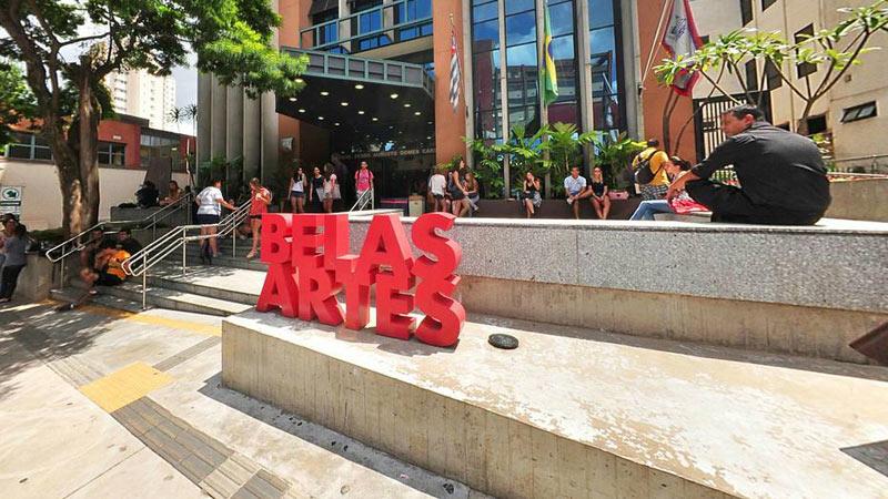 Belas Artes divulga aprovados no Vestibular de Inverno